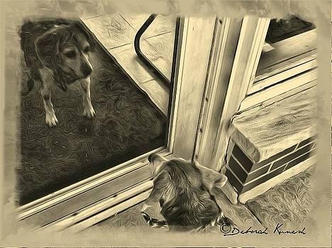 Waiting For Daddy by Deborah Kunesh