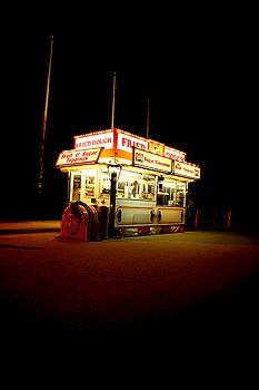 Waiting for Good Dough by Lon Casler Bixby