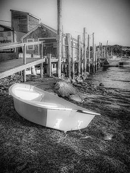 Waiting for the tide by Kendall McKernon