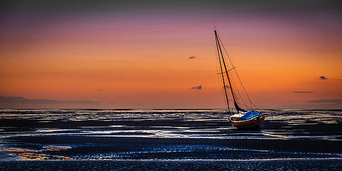 Waiting for the Tide by Peter OReilly