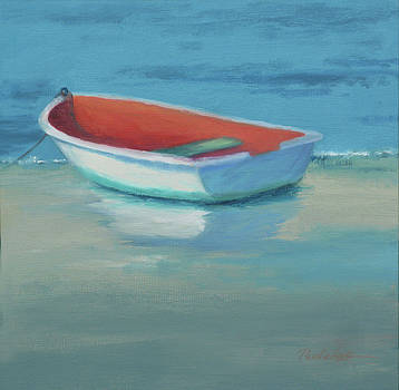 Waiting for the Tide by Sheila Psaledas