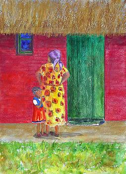 Patricia Beebe - Waiting in Zimbabwe