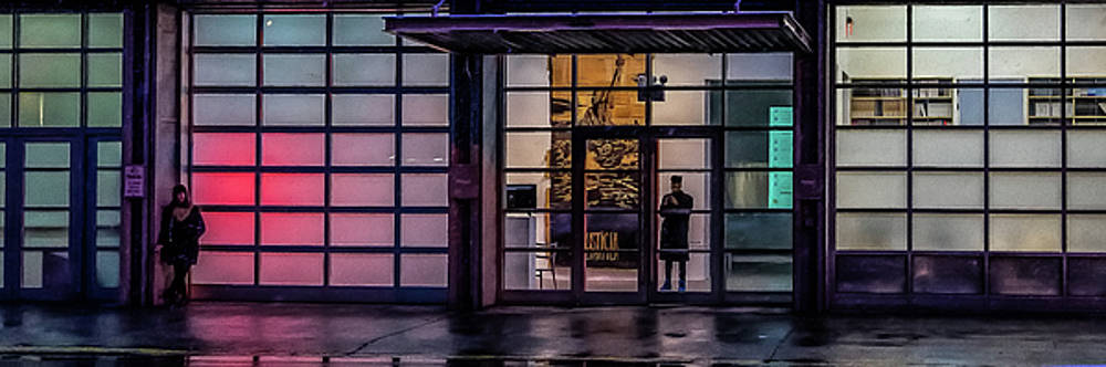Waiting by Jeffrey Friedkin