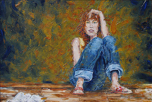 Waiting by Joel Sundquist