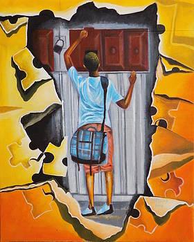 Waiting  by Olaoluwa Smith