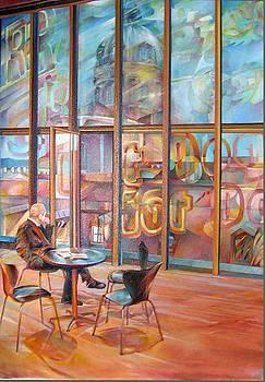 Waiting Room by Luigi Boriotti