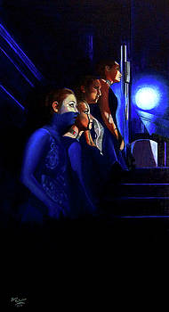 Waiting To Go On by James Gallagher