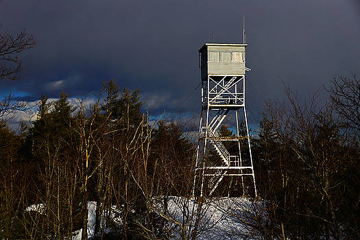 Waiting tower by Rockybranch Dreams