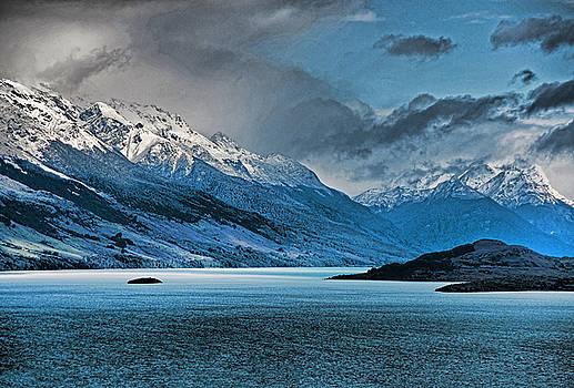 Dennis Cox - Wakatipu Lake