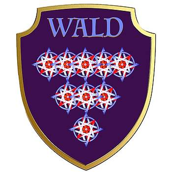 Wald Family Crest by Ahonu
