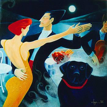 Angela Treat Lyon - Waldo Dreams of Tango