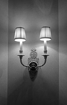 Robert Meyers-Lussier - Waldorf Astoria Fixture Study 1