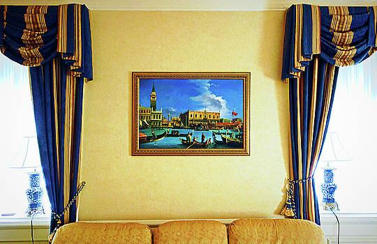Robert Meyers-Lussier - Waldorf Astoria Room Study 2