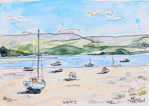Wales by Shaina Stinard