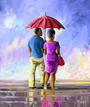 Walk in the Rain by Anthony Mwangi