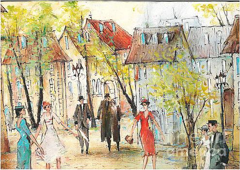 Walk by Oleg Poberezhnyi
