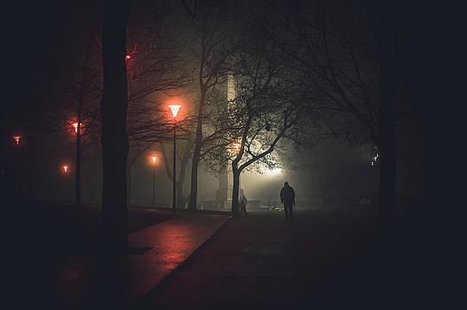 Jenny Rainbow - Walk to Nowhere. Misty Nights in Brno