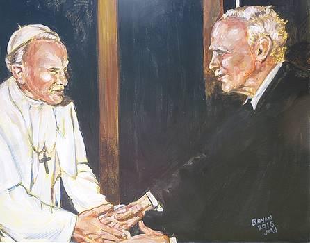Bryan Bustard - Walker Percy and John Paul II