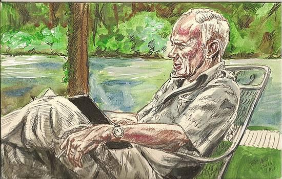 Bryan Bustard - Walker Percy at the Lake