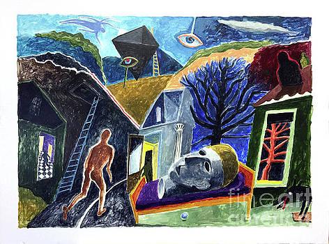 Walking into a Dream by William B Hogan