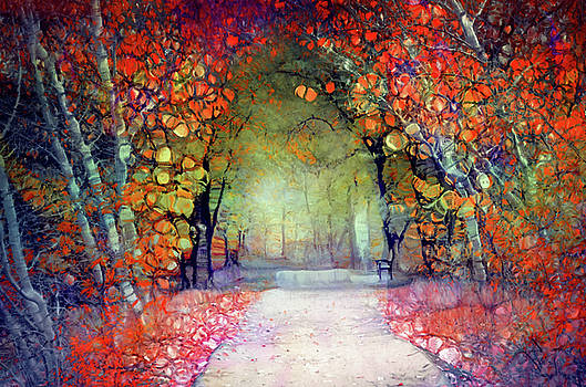 Walking into a Fairytale by Tara Turner