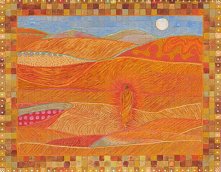 Walking Meditation by Sandy Thurlow