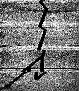 Walking Shadow by Fei A