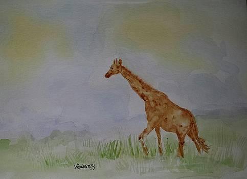 Walking Tall by Kathy Sweeney