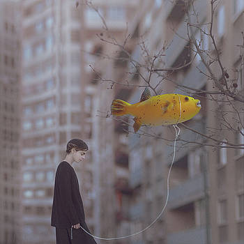 Anka zhuravleva artwork for sale porto portugal for Walking fish for sale