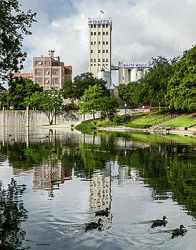 Allen Sheffield - Walking the San Antonio River