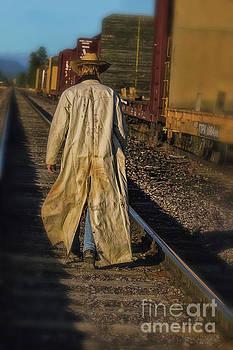 Walking the Tracks  by Danny Nestor