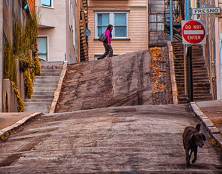 Walking the Twisted Street by James Canning