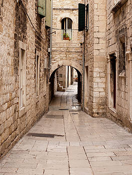 Walking Through Split by Rae Tucker