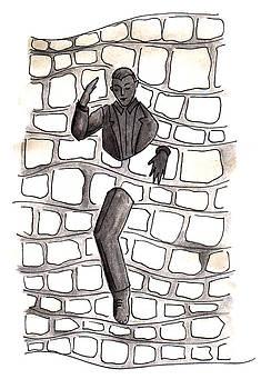 Anna Elkins - Walking Through Walls