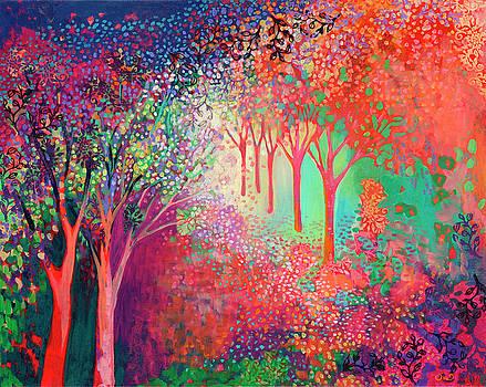 Walking Toward the Light by Jennifer Lommers