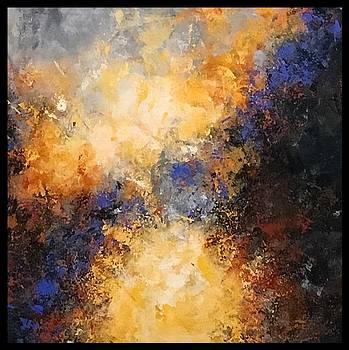Walking Towards the Light by Suzzanna Frank