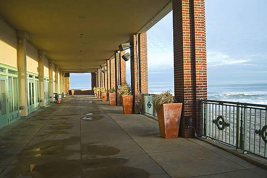 Walkway Convention Hall by Andrew Kazmierski