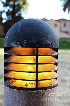 Walkway Light by Henrik Lehnerer