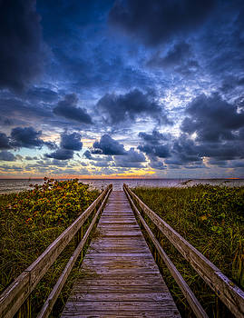 Walkway To Tomorrow. by Nick  Shirghio