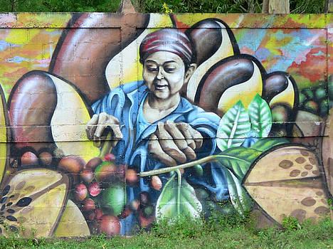 David - Wall Art in Jinotega