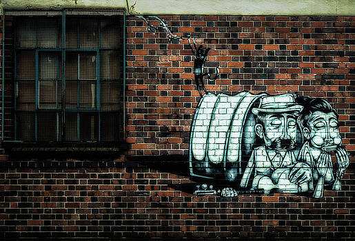 Wall Art by Nick Bywater