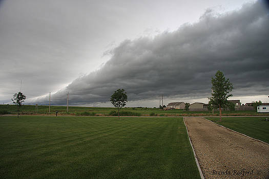 Wall Cloud by Brenda Redford