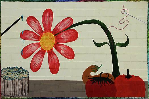 Guy Shultz - Wall Flower