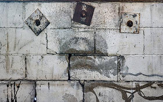 Wall Markings by KM Corcoran