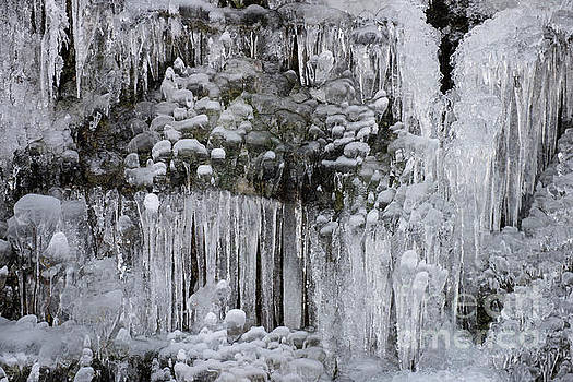 Rod Wiens - Wall of Ice
