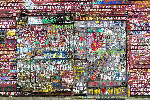 Wall of Love by Joel Witmeyer