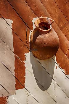 Guy Shultz - Wall Pot