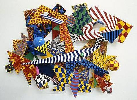 Wall Sculpture 16 by Bruce Gray
