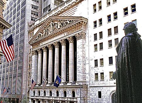 Dennis Cox - Wall Street