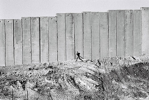 Wall West Bank 02 by Jason Moore